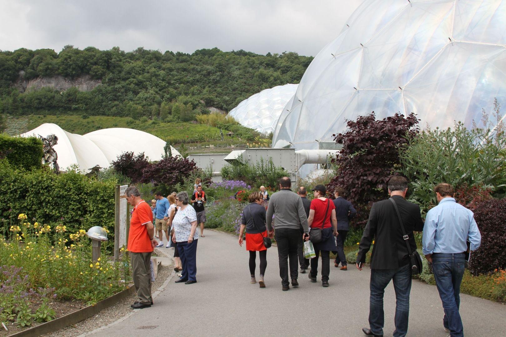 Visite de Eden Project (1)